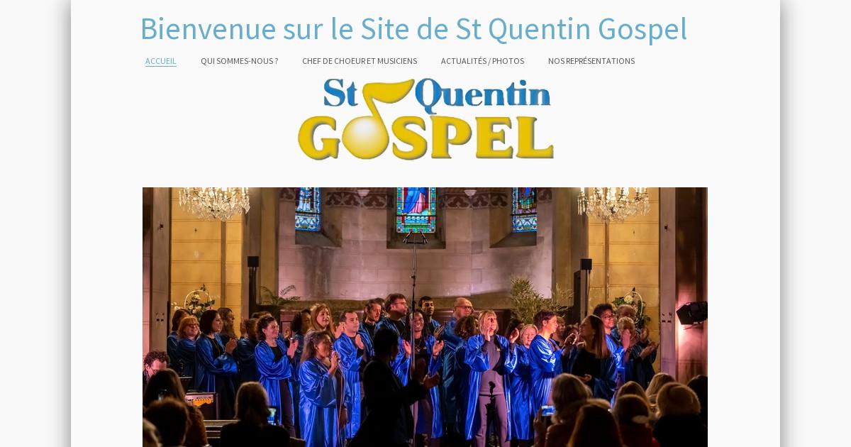 Site de saint quentin gospel 78 history for Longvilliers 78